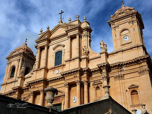 Noto - Basilica Cattedrale di San Nicolò_Ernesto De Luna