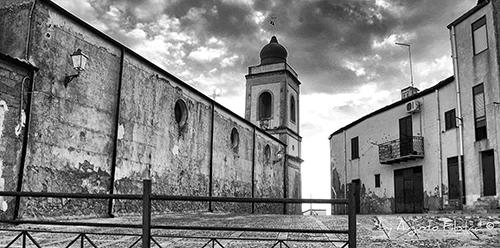 Sutera - Chiesa Maria Santissima del Carmelo_Augusto Filistad
