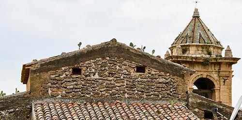Palagonia - Campanile della Chiesa Madre San Pietro Apostolo_Rocco Bertè