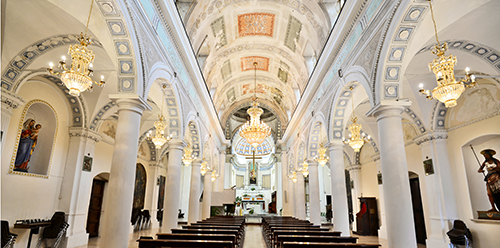 Palagonia - Chiesa Madre San Pietro Apostolo_Giovanni Russotti