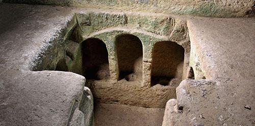 Palagonia - Eremo di Santa Febronia_ Putridarium (Cripta)_Alfio Barca