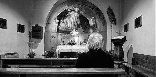 Mistretta - Chiesa del Santissimo Salvatore - Adorazione Eucaristica Perpetua_Rogika Roberto Mendolia