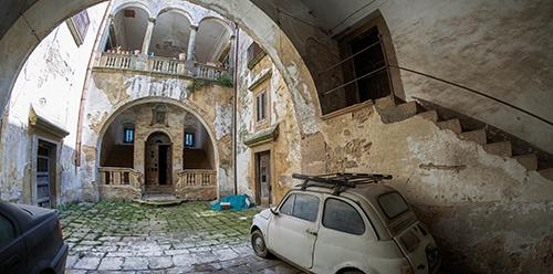 Mistretta - Palazzo Russo_Rocco Bertè