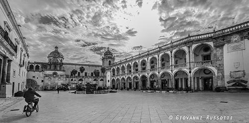 Mazara del Vallo (TP) - Piazza della Repubblica_Giovanni Russotti