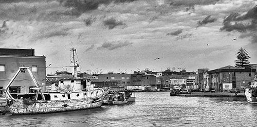 Mazara del Vallo (TP) - Porto Canale Fiumara M+ázaro_Augusto Filistad