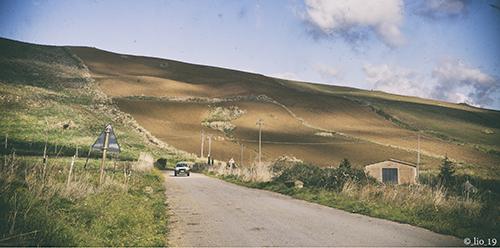 Prizzi - Strada Provinciale 31 della Margana_Lillo Laganà