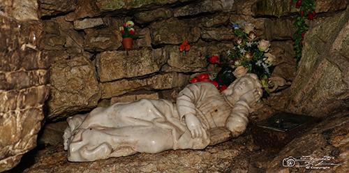 Santo Stefano Quisquina - Eremo di Santa Rosalia alla Quisquina - Grotta_Ernesto De Luna