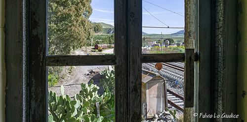 Villarosa (EN) - Stazione Ferroviaria_Fulvio Lo Giudice